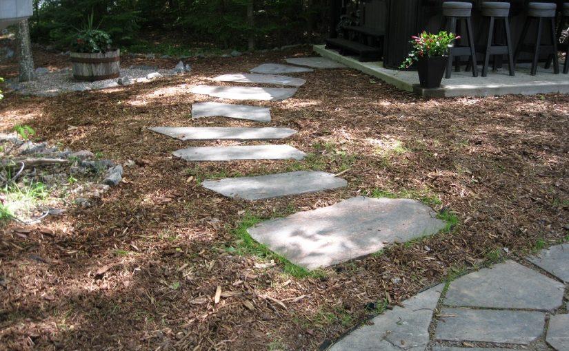 Granite Walkways
